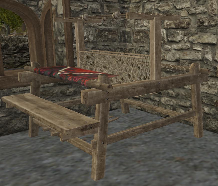 File:Floor loom png - Wurmpedia