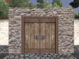 Rounded Stone Doors & Category:House doors - Wurmpedia