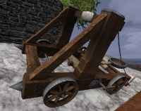 A Small catapult