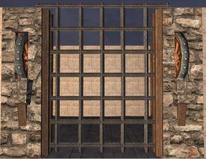 Plain stone portcullis & Category:House doors - Wurmpedia