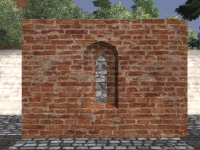 A Pottery narrow window