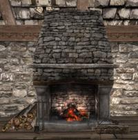 Open fireplace - Wurmpedia