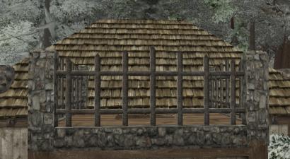 Stone And Iron Parapet Wurmpedia